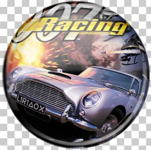 007 Racing PlayStation 2 The World Is Not Enough Tomorrow Never Dies PNG