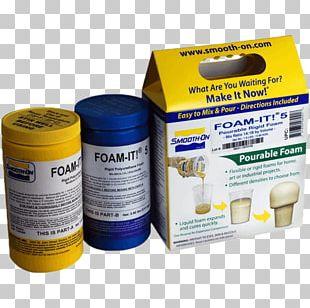 Polyurethane Foam Plastic Resin Casting PNG