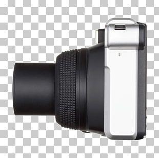Camera Lens Photographic Film Fujifilm Instax Wide 300 Instant Camera PNG