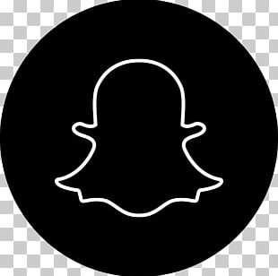 Social Media Snapchat Logo Initial Coin Offering Cerveteca Culver City PNG