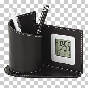 Digital Clock Pen Alarm Clocks Paper PNG