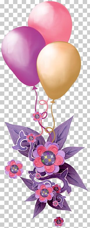 Toy Balloon Children's Party Birthday PNG