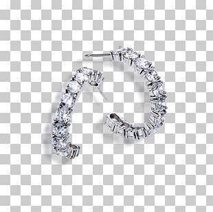 Earring Body Jewellery Bracelet Diamond PNG