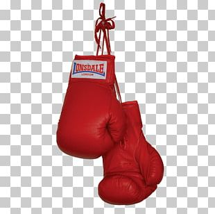 Boxing Gloves Duo PNG