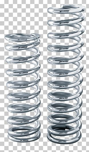 Coil Spring Car Coilover PNG