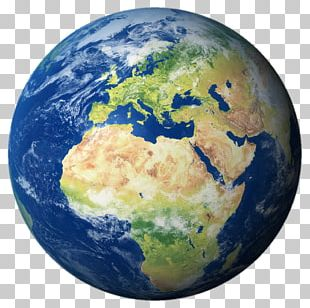 Earth Light Planet Photography Space PNG