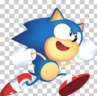 Sonic Mania Sonic The Hedgehog Sega Video Game Sonic Unleashed PNG