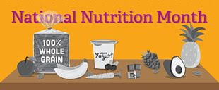 Nutrition Food Healthy Diet PNG