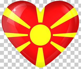 Flag Of The Republic Of Macedonia PNG
