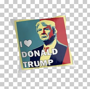 Donald Trump United States Of America Cushion Pillow T-shirt PNG