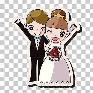 Marriage Drawing Animation Dessin Animxe9 PNG