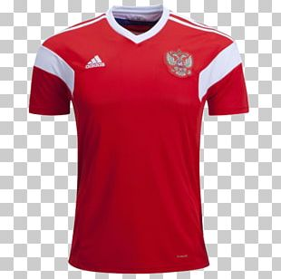 2018 World Cup Russia National Football Team T-shirt Jersey PNG