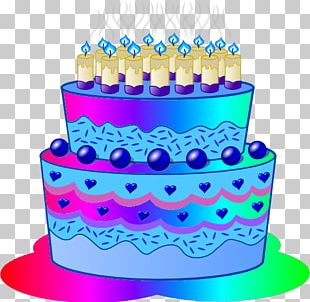 Birthday Cake Cupcake Muffin PNG