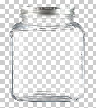 Glass Bottle Jar Transparency And Translucency PNG