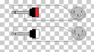 Wiring Diagram XLR Connector Phone Connector Electrical Wires & Cable PNG