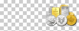 Gold As An Investment Silver Coin Precious Metal PNG