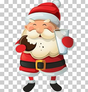 Christmas Cake Mince Pie Santa Claus Christmas Pudding PNG