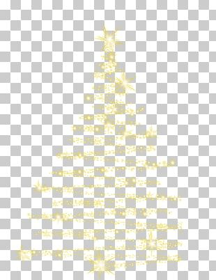 Christmas Tree Spruce Fir Christmas Ornament Pattern PNG