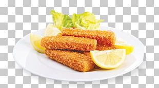 Fish Finger Chicken Nugget Korokke Side Dish Barbecue PNG