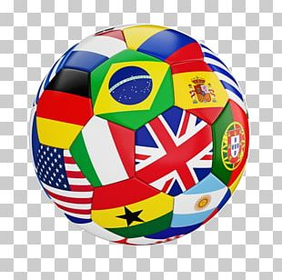 Football World Cup Flag Stock Photography PNG