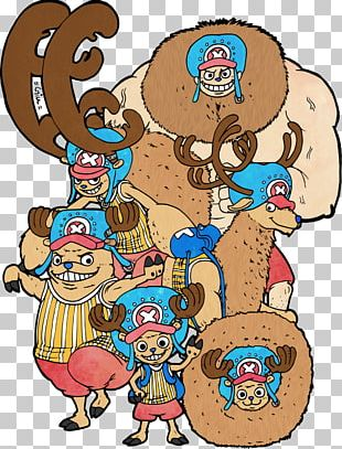 Tony Tony Chopper Monkey D. Luffy Roronoa Zoro One Piece Hito Hito No Mi PNG