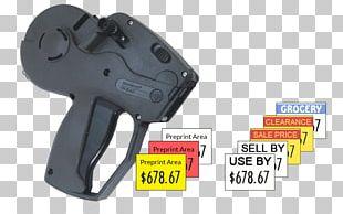 Trigger Label Price Tag PNG