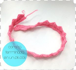 Wool Crochet Pink M Hair Clothing Accessories PNG