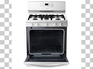 Gas Stove Cooking Ranges Oven Kitchen Home Appliance PNG