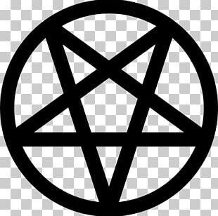 Pentagram Pentacle Satanism Sigil Of Baphomet PNG