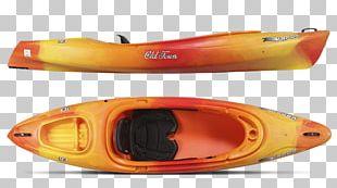 Recreational Kayak Old Town Vapor 10 Old Town Canoe PNG