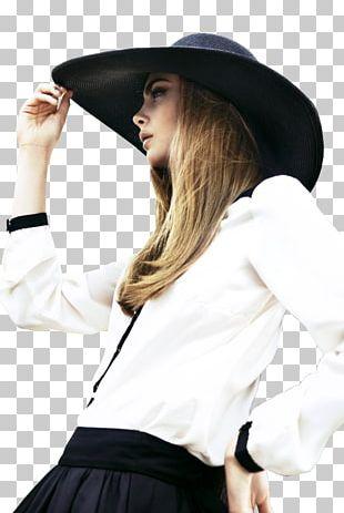 Cara Delevingne Chanel Fashion Model Reserved PNG