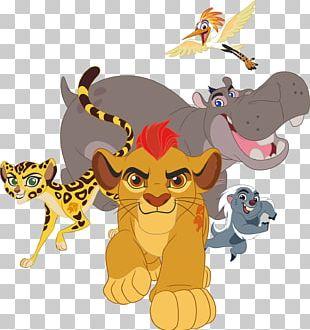 Kion Beshte Scar Lion Party PNG
