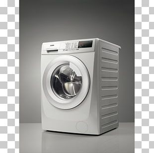 Washing Machines Clothes Dryer AEG L68270FL Laundry PNG