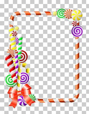 Lollipop Candy Cane PNG