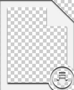 Paper White Frames Pattern PNG