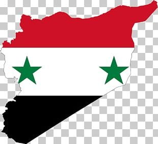 Flag Of Syria Map National Flag PNG