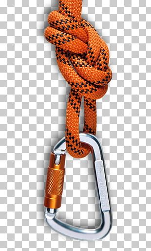 Safety Harness Rope Fall Protection Carabiner PNG
