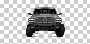 Tire Car Pickup Truck Motor Vehicle Bumper PNG