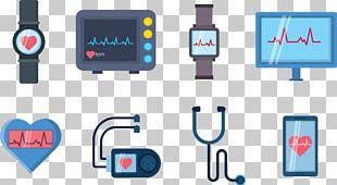 Health Medicine Electrocardiography Icon PNG