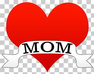 Heart Mothers Day Tattoo PNG