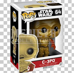 C-3PO R2-D2 Leia Organa Funko Action & Toy Figures PNG