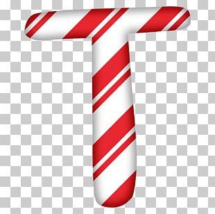 Candy Cane Santa Claus Lollipop Letter Christmas PNG