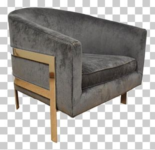 Club Chair Mitchell Gold + Bob Williams Couch Dining Room PNG