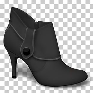 Chelsea Boot Shoe Leather Absatz PNG