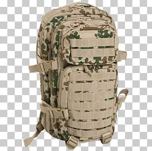 United States Backpack Military Camouflage MOLLE PNG