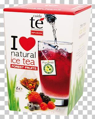 Iced Tea Masala Chai Mate Fruit PNG