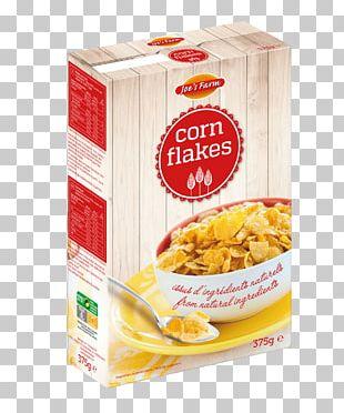 Muesli Corn Flakes Breakfast Cereal H. & J. Brüggen PNG
