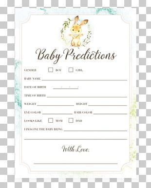 Baby Shower Forest Infant Mother Woodland PNG