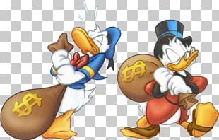 Scrooge McDuck Money Bag The Walt Disney Company PNG