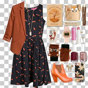 Woman Fashion Pattern PNG